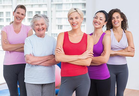 Fitness: Toning Exercises
